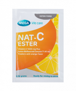 Mega We CareNat-C Ester30 sachets
