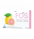 FOS Pink Lemonade Flavor Plus L-Carnitine