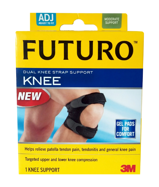 Futuro Dual Knee Strap Support