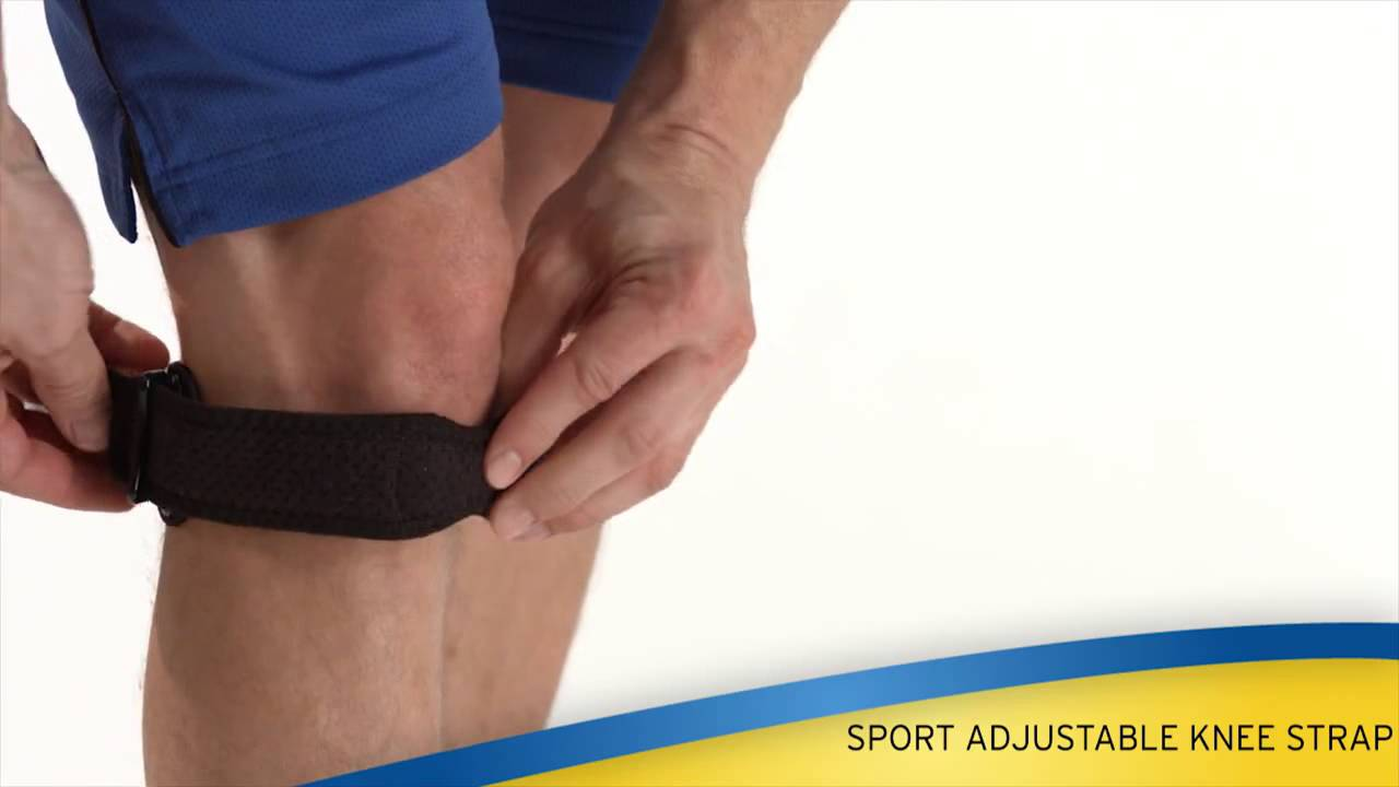 Futuro Sport Adjustable Knee Strap 1