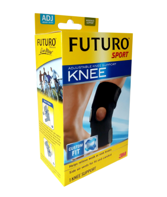 Futuro Sport-Adjustable Knee Support