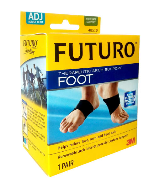 Futuro Therapeutic Arch Support Foot
