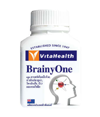 Vita Health Brainy One 30 cap