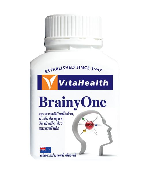 Vita Health Brainy One 30 cap