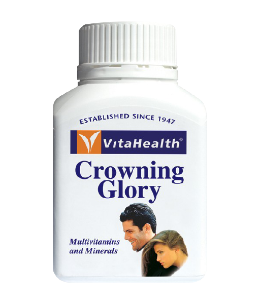 VitaHealth Crowning Glory 30 tab