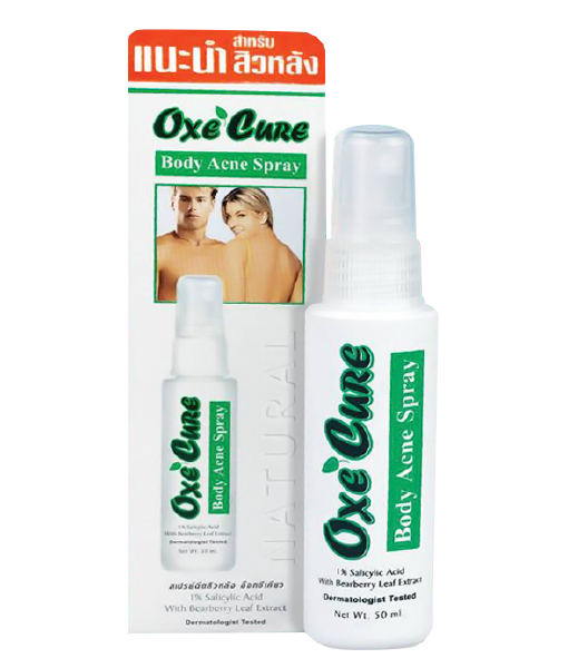 Oxe Cure Body Acne Spray 50 ml