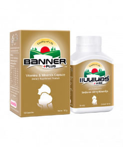 Banner Plus Vitamin Minerals 100 caps