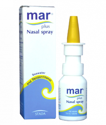 Mar Plus Nasal Spray 20 ml