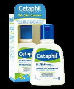 Cetaphil Oily Skin Cleanser 125 ml