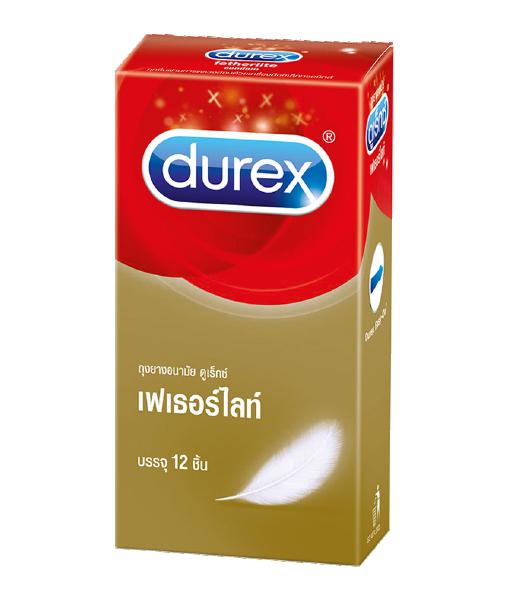 Durex Fetherlite 12 pcs