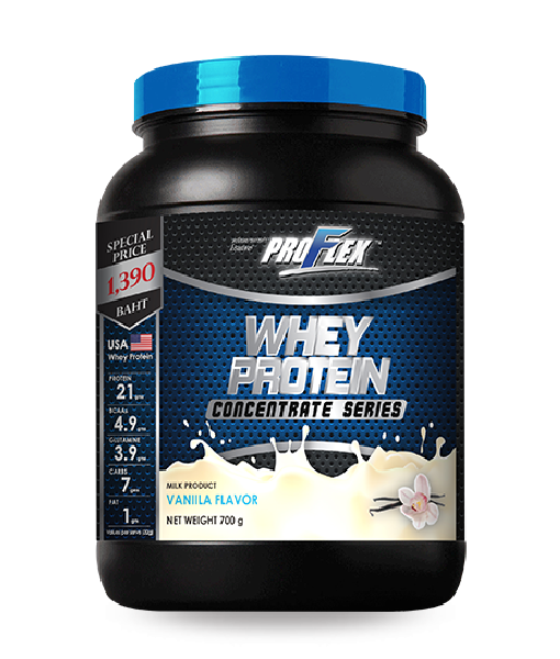 Proflex Whey Protein Concentrate Vanilla 700 g