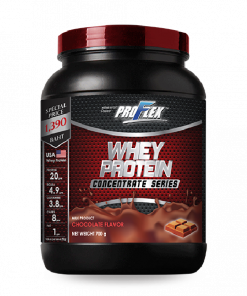 Proflex Whey Protein Concentrate Chocolate 700 g
