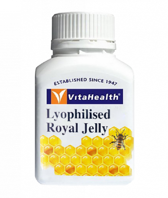 VitaHealth Lyophilised Royal Jelly 60 cap