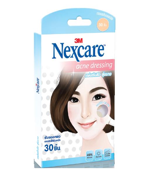 3M Nexcare Acne Dressing 30 pcs