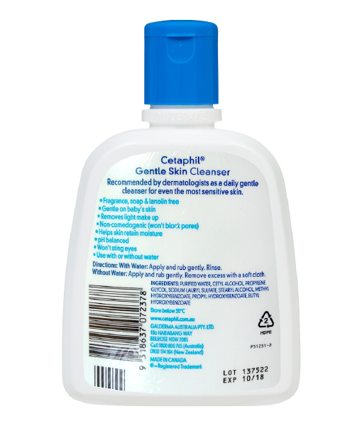 Cetaphil Gentle Skin Cleanser 250 ml