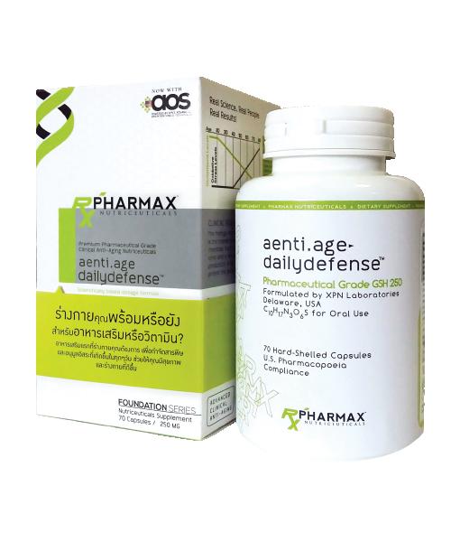 Pharmax Aenti.Age Dailydefense 70 cap
