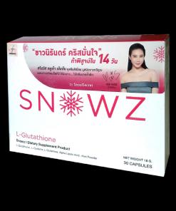 Seoul Secret Snowz 30 cap