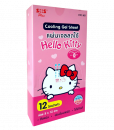 SOS Hello Kitty Cooling Gel Sheet 5x12 cm 1 pcs