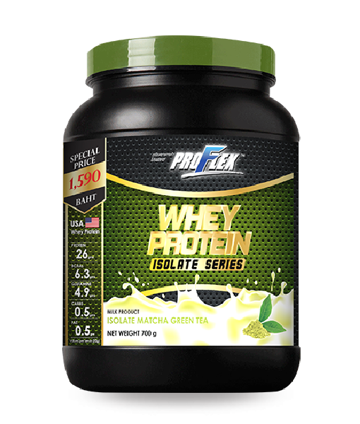 Proflex Whey Protein Isolate Matcha Green Tea 700 g