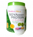 Proflex Diva Soya Whey Protein Kiwi Flavor 500 g