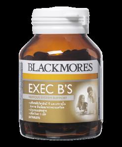 Blackmores Exec B'S 60 tab
