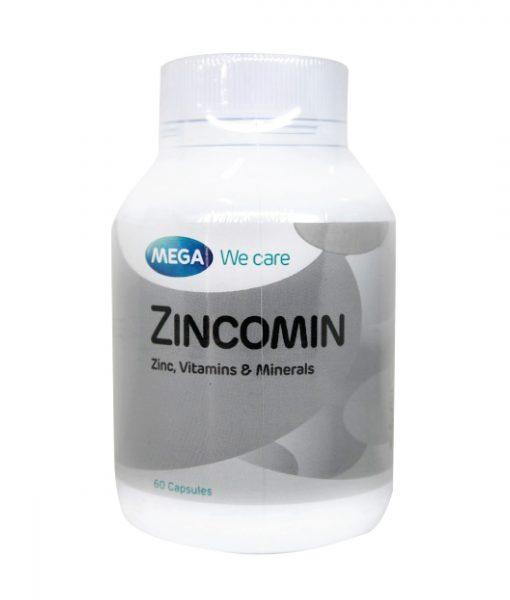Mega We Care Zincomin 60 cap