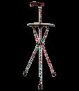 เก้าอี้ไม้เท้า Switch Sticks รุ่น Bubbles