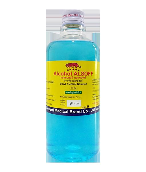 Alcohol LP 450 ml