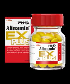 Alinamin Ex Plus 60 tap