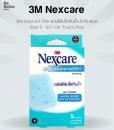 3M Nexcare Waterproof Film 6x7 cm 5 pcs/box