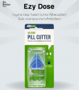 Ezy Dose Crystal Clear Tablet Cutter