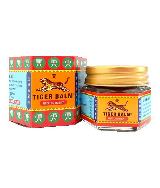 Tiger Balm Red 19.4 g สูตรร้อนดั้งเดิม