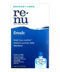 Renu Fresh Multi Purpose Solution 120 ml