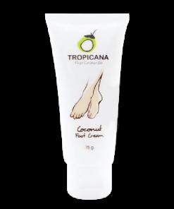Tropicana Coconut Foot Cream 75 g