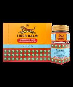 Tiger Balm Red 19.4x12 pcs สูตรร้อนดั้งเดิม