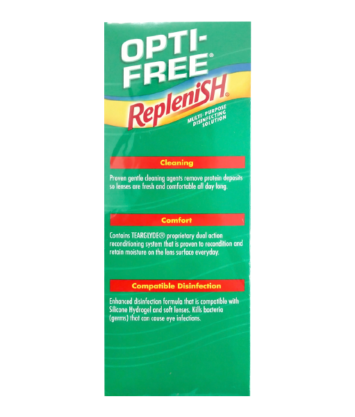 Opti-free Replenish 300+60 ml