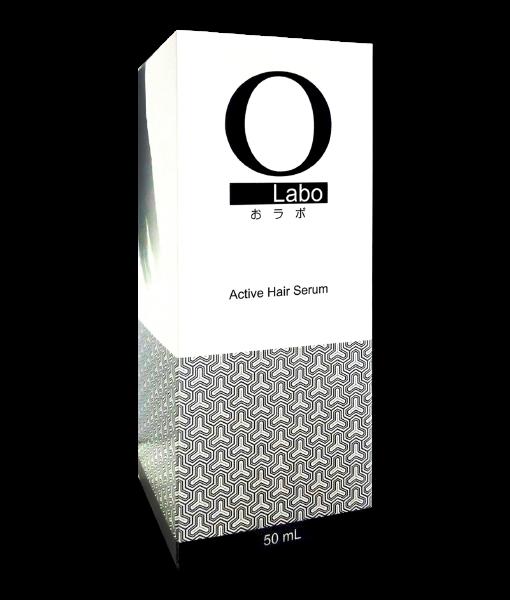 O Labo active hair serum 50 ml