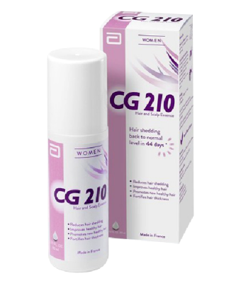 CG210 For Women With Hair Loss 80 ml