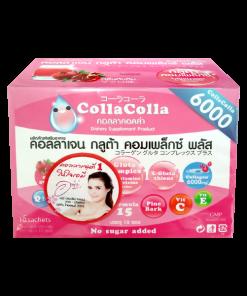 Colla Colla Collagen Gluta Complex Plus 6000 mg