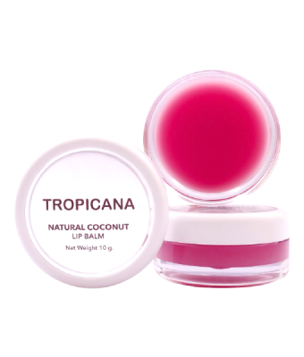Tropicana Coconut Lip Balm 10 g