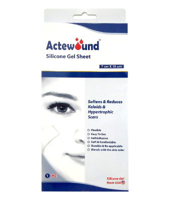 Actewound Silicone Gel