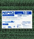 Nipro Syringe 10 ml 100 pcs กระบอกฉีดยา