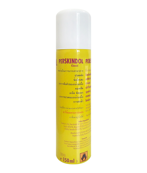 Perskindol Classic Spray 150 ml