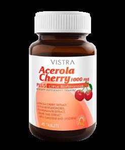 Vistra Acerola Cherry 1000 mg 45 cap