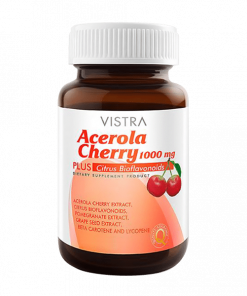 Vistra Acerola Cherry 1000 mg 60 caps