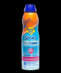 Banana Boat Sport Coolzone Spray 170 g