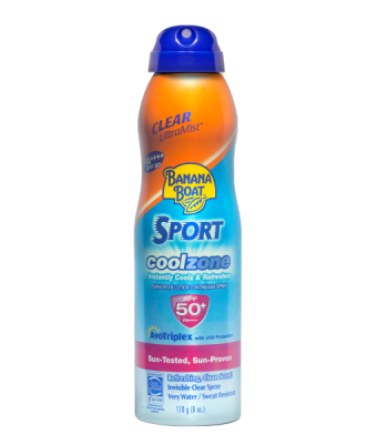 Banana Boat Sport Coolzone Spray 170 g