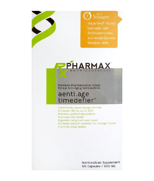 Pharmax Aenti.Age Timedefier 100 cap