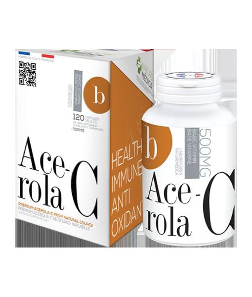 Natural Medica Acerola C 120 cap