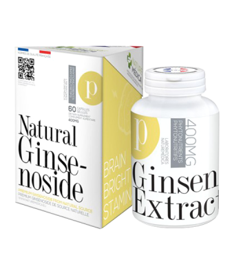Nature Medica Ginsenoside 60 cap